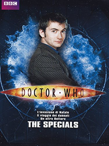Doctor Who - The specials - L'invasione di Natale + Il viaggio dei dannati + Un altro dottore(edizione speciale)Volume01 - Dannati Dvd