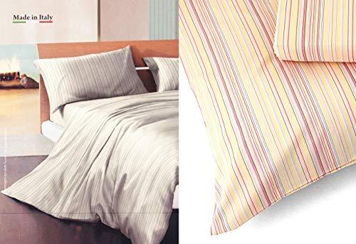 Zucchi Bettwäsche-Set für Doppelbett, 250 x 200 + 40 Art. CRONO ESCLUSUS Unterlaken