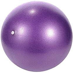 Alta calidad a prueba de explosiones de PVC yoga bolas Fitness Fitness ejercicio Fitball