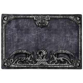 Arcane Tinmen ApS ART20108 Dragon Shield Playmat Grey, One Size