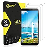 CRXOOX 3-Pezzi Vetro Temperato per Huawei Mate 10 Lite, Durezza 9H Pellicola Protettiva Protezione Schermo per Huawei Mate 10 Lite, HD Alta Definizione, Anti-Impronta Anti graffio, Senza Bolle