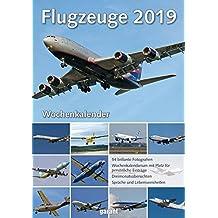 Wochenkalender Flugzeuge 2019