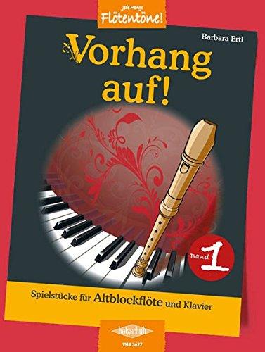 Spielstücke für Altblockflöte und Klavier ()