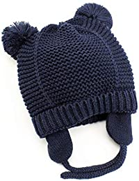 Amazon.it  paraorecchie bambino - Blu   Cappelli e cappellini ... 1b3697aa2ebc