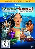 Pocahontas / Pocahontas 2 - Reise in eine neue Welt [2 DVDs]
