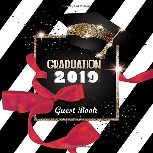 t Book: Congratulatory Message Book With Motivational Quote And Gift Log Memory Year Book Keepsake Scrapbook For Grads (Graduation Gifts, Band 60) ()