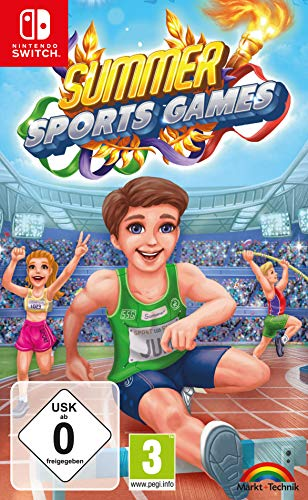 Summer Sports Games - Nintendo Switch (Wii-spiel-sport)