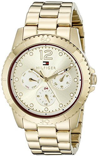 Tommy Hilfiger Donne Tessa Analog Dress Di quarzo Reloj 1781583