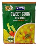 #1: Keya Instant Everyday Soup - Sweet Corn Vegetable, 12g Pouch