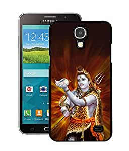 Crazymonk Premium Digital Printed Back Cover For Samsung Galaxy Mega 2