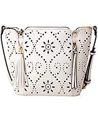 f5b5b85fbb3f2 AIYL Womens Handtaschen,Soft Leder Handtaschen Grosser Kapazität Retro  Vintage Top-Griff Lässige Shopper Taschen