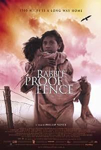 Rabbit Proof Fence Affiche du film Poster Movie Clôture de preuve de lapin (11 x 17 In - 28cm x 44cm) Style B