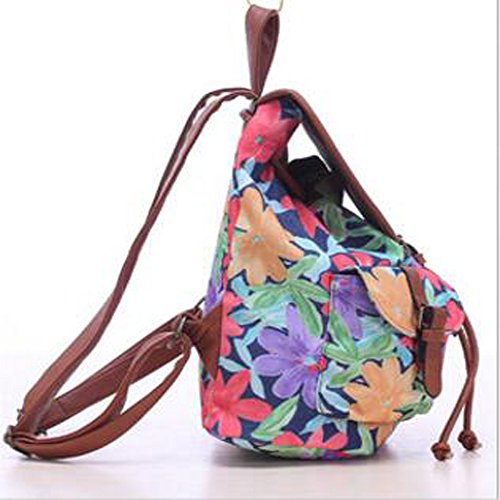 e2e5d9032c ... Metou tela casual zaino libro borsa sportiva zaino leggero di borsa per  la scuola per donne