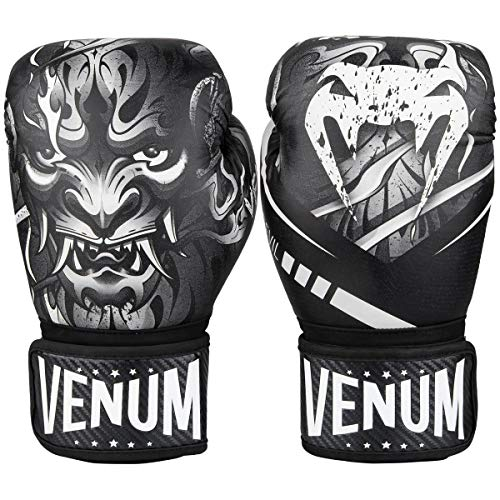 Venum Boxhandschuhe, Devil, schwarz Größe 10 Oz