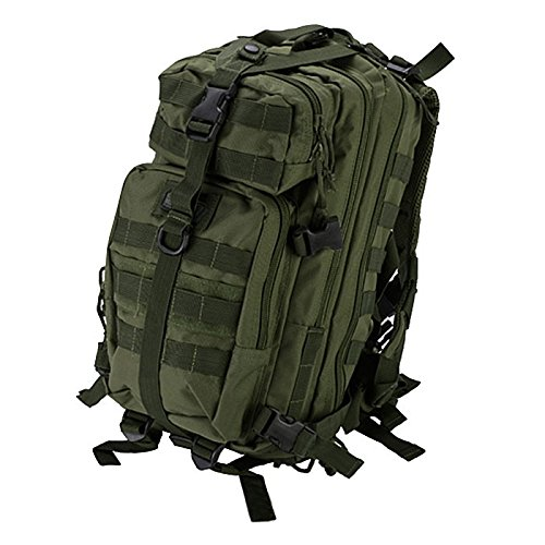 GXG PAINTBALL TASCHE MINI TACTICAL BACKPACKER/RUCKSACK - BALINES DE PLASTICO PARA AIRSOFT  TALLA STANDARD