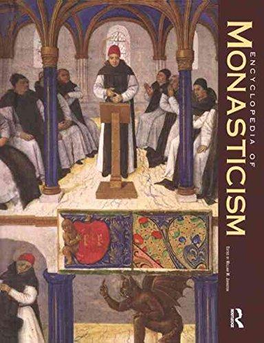 [Encyclopedia of Monasticism: A-L Volume 1] (By: William M. Johnston) [published: September, 2000]