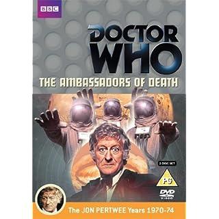 Doctor Who - Ambassadors of Death [2 DVDs] [UK Import]