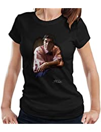 Martyn Goddard Official Photography - Bryan Ferry Roxy Music Women's T-Shirt