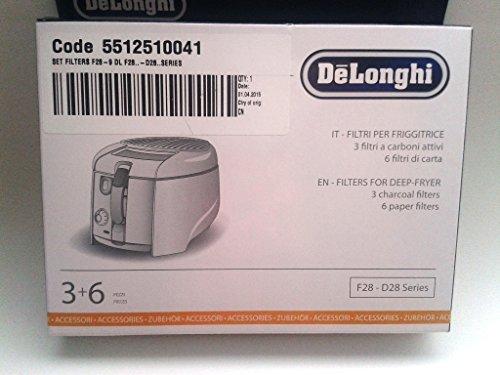 Delonghi FIL.F28 - Filtro para freidora