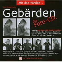 Gebärden Foto-CD - Gebärdenfotos zum Ausdrucken (PC+MAC)