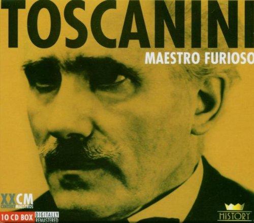 Toscanini-Maestro Furioso