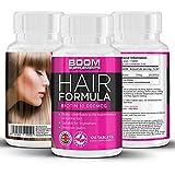 Biotine 10.000mcg | Vitamines pour la Pousse des Cheveux à la Biotine 10.000 mcg | Comprimés N°1 pour la Croissance Capillaire | Produit à la Biotine Augmentant la Résistance des Poils | 120 Comprimés Naturels Épaississant les Cheveux | 4 Mois ENTIER de Réserves | Aide à la Pousse de la Chevelure pour les Femmes | Pousse RAPIDE pour des Cheveux Plus Épais et Volumineux | Sûrs et Efficaces Biotin | Résultats Garanties | 30 Jours Remboursement Garantis