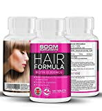 Biotin Hair Growth Vitamins 10,000mcg | #1 Hair Growth Tablets | Max Strength Biotin Hair Products | 120 Natural Hair Thickener Tablets | FULL 4 Month Supply | Helps Grow Hair For Women | Achieve Thicker, Fuller Hair FAST | Safe And Effective | Best Selling Hair Growth Pills | Manufactured In The UK! | Results Guaranteed | 30 Day Money Back Guarantee
