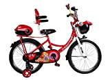 #8: HLX-NMC 20 INCH CARX KIDS BICYCLE RED/BLACK
