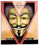 V de Vendetta Máscara Deluxe
