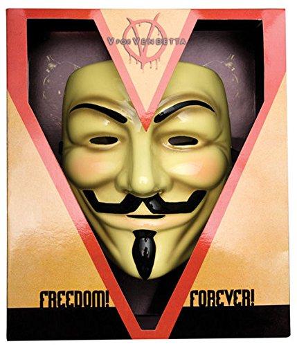 a Maske (V For Vendetta Maske Deluxe)