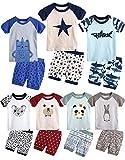 Vaenait Baby 74-120 Kinder Jungen 2pcs Bekleidungssets Schlafanzug Animal
