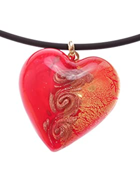 Muranoglas Herz