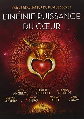 l'Infinie Puissance du Coeur DVD (Vente Ferme)