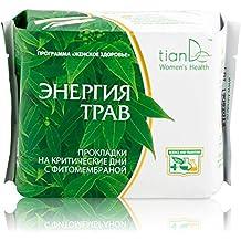 Compresas «Energía de las hierbas» Día TIANDE 8ud