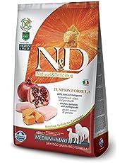 Farmina NandD Grain Free Pumpkin Chicken and Pomegranate Ad