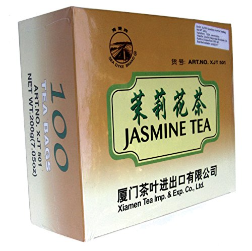 Mar Dyke chino té jazmín - 100 bolsas