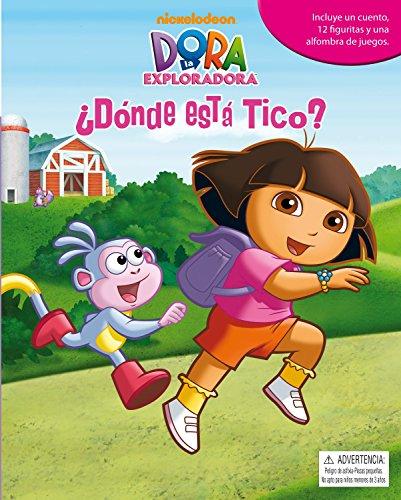 ¿Dónde está Tico? (Dora la Exploradora) por Nickelodeon