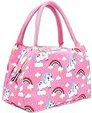 Sainode Lunchpaket Isolierte Kühltasche Picknick-Tasche Tragbare Handtaschen Tasche Lunch-Taschen...