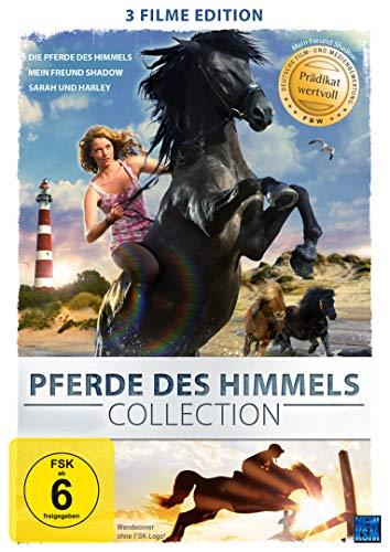 Pferde des Himmels - 3auf1 Collection: Mein Freund Shadow, Die Pferde des Himmels, Sarah und Harley