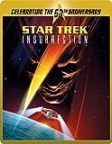 Star Trek 9 - Insurrection (Limited Edition 50th Anniversary Steelbook) [Blu-ray] [2015]