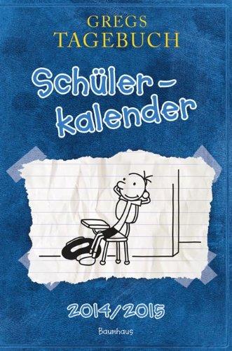 Buchseite und Rezensionen zu 'Gregs Tagebuch - Schülerkalender 2014-15' von Jeff Kinney