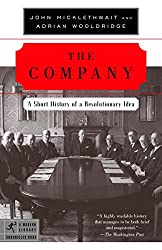 The Company: A Short History of a Revolutionary Idea (Modern Library Chronicles Series)