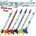 Sixpack Quick and Easy - 6 Modellraketen in einer Packung! von Raketenmodellbau Klima GmbH