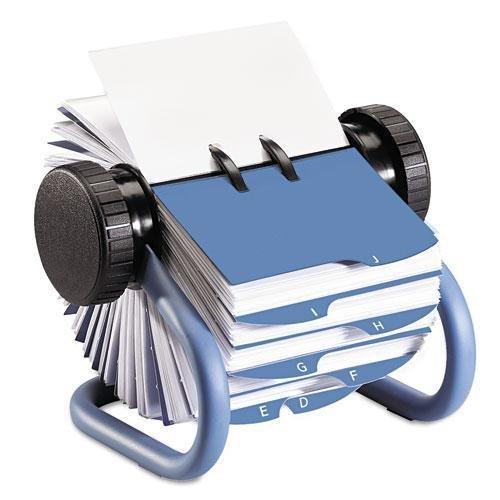 rolodex-fichier-rotatif-ouvert-63299couleur-cartes-fichier-avec-24guides-bleu-par-rolodex-fichier