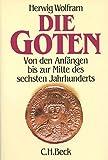 Die Goten: Von den Anfängen bis zur Mitte des sechsten Jahrhunderts. Entwurf einer historischen Ethnographie - Herwig Wolfram