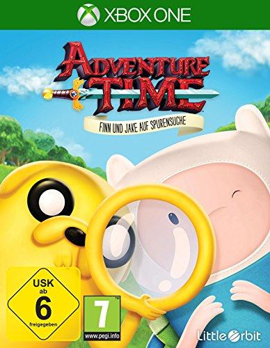 Adventure Time - Finn und Jake auf Spurensuche - [Xbox One]