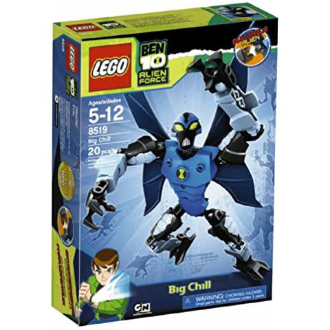 LEGO Ben 10 Alien Force Big Chill (8519) (japan import)