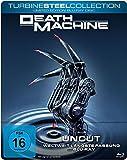 Death Machine - Uncut / Turbine Steel Collection [Blu-ray] [Limited Edition]