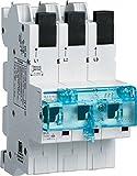 Hager HTS163C2 SLS-Schalter 1P Cs 63A f. Sammelschiene