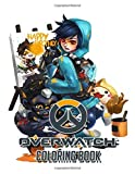 Overwatch Coloring Book: Perfect Gift For Adults, Mega Fan of Roblox With Amazing Artwork. Keep Them Happy on Christmas and New Year Eve